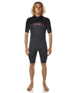GRAPHITE BLACK SURF WETSUITS XCEL SPRINGSUITS - MQ21ZLX5GRBLK