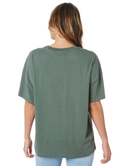 GUMNUT WOMENS CLOTHING A.BRAND TEES - 71446-5098