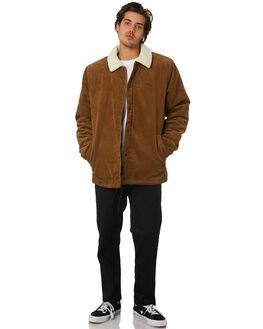 PECAN MENS CLOTHING GLOBE JACKETS - GB01937006PECAN