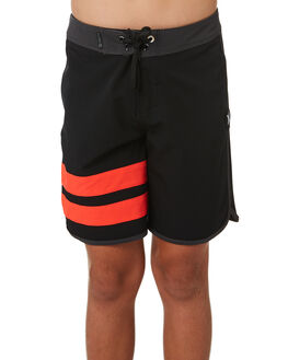 BLACK KIDS BOYS HURLEY BOARDSHORTS - CT1922010