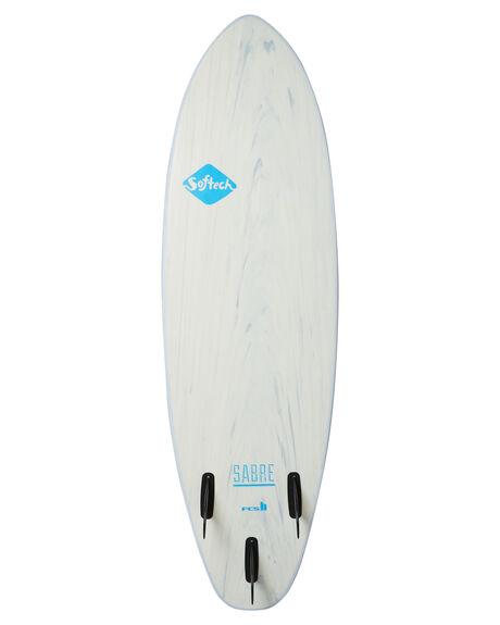 ICE BLUE BOARDSPORTS SURF SOFTECH SOFTBOARDS - SABRE-IBM-060IBLU