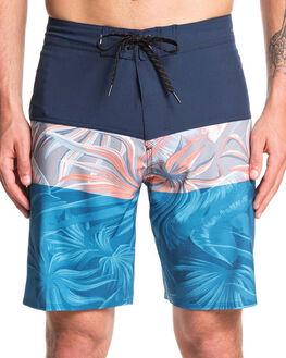 MOONLIT OCEAN MENS CLOTHING QUIKSILVER BOARDSHORTS - EQYBS04236-BYK6