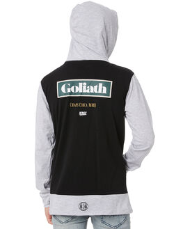 BLACK KIDS BOYS ST GOLIATH TOPS - 2450013BLK