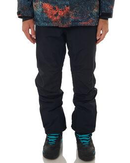 BLACK SNOW OUTERWEAR QUIKSILVER PANTS - EQYTP03064KVJ0