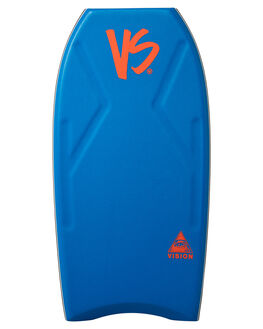 ROYAL BLUE BOARDSPORTS SURF VS BODYBOARDS BOARDS - V19VISION40RBLU