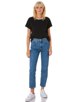 LOST CAUSE WOMENS CLOTHING LEVI'S JEANS - 36200-0033LOST