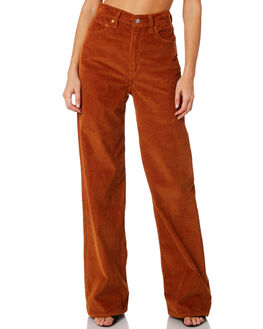 CARAMEL CAFE CORD WOMENS CLOTHING LEVI'S JEANS - 79112-0000CARA