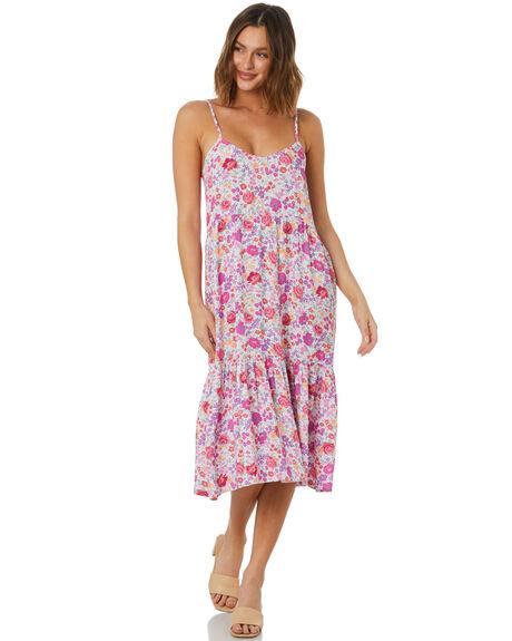 FLEUR WOMENS CLOTHING THE HIDDEN WAY DRESSES - H8222444FLR