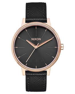 ROSE GOLD  BLACK WOMENS ACCESSORIES NIXON WATCHES - A1081098