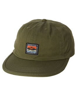 OLIVE MENS ACCESSORIES DEPACTUS HEADWEAR - D51941614OLIVE