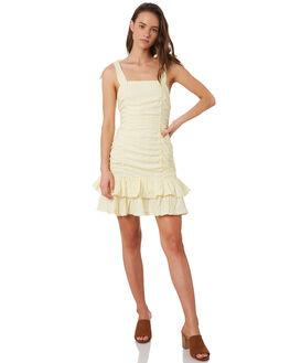 LEMON WOMENS CLOTHING TIGERLILY DRESSES - T392435LEM