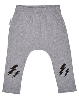 GREY KIDS BABY TINY TRIBE CLOTHING - TTS17-3003BGRY