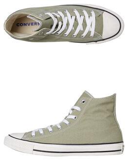JADE STONE WOMENS FOOTWEAR CONVERSE SNEAKERS - SS164933CJSTNW