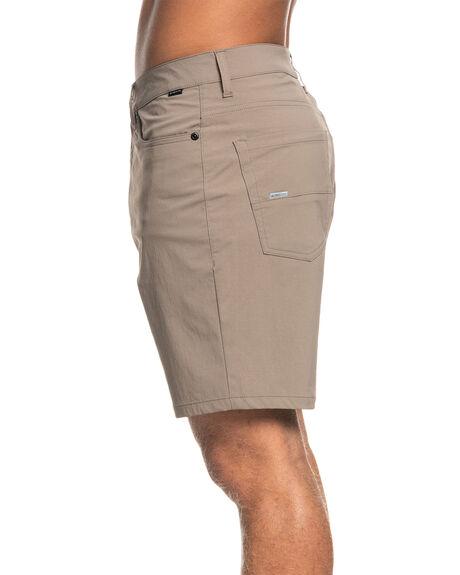 WALNUT MENS CLOTHING QUIKSILVER BOARDSHORTS - EQYWS03724-TNT0