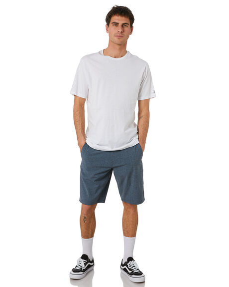 NAVY MENS CLOTHING VOLCOM SHORTS - A3211806NVY