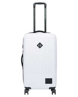 WHITE MENS ACCESSORIES HERSCHEL SUPPLY CO BAGS + BACKPACKS - 10603-01588-OSWHT