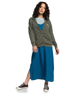 DEEP DEPTHS WOMENS CLOTHING QUIKSILVER JUMPERS - EQWFT03017-CZC0