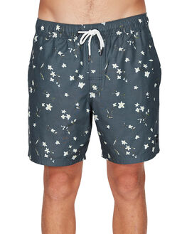 BLACK MENS CLOTHING RVCA BOARDSHORTS - RV-R192401-BLK