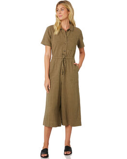 PRARIE OUTLET WOMENS RUSTY PLAYSUITS + OVERALLS - MCL0295PRA