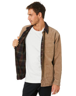 FENNEL MENS CLOTHING RUSTY JACKETS - JKM0427FNL