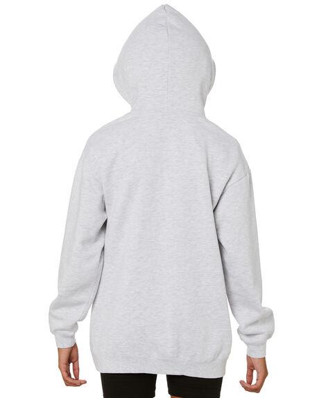 WHITE MARLE WOMENS CLOTHING NCAA HOODIES + SWEATS - NCHU0030WMRL