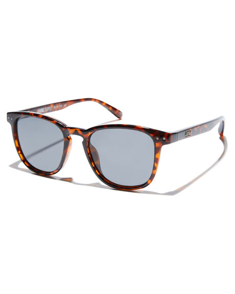 POLISHED TORT MENS ACCESSORIES LOCAL SUPPLY SUNGLASSES - CITYTLP1