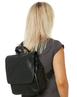 BLACK WOMENS ACCESSORIES THERAPY BAGS + BACKPACKS - 10983BLK