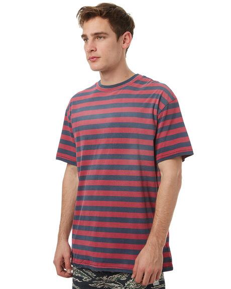 DESERT RED MENS CLOTHING RUSTY TEES - TTM1925DER