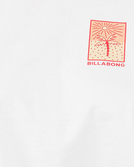 COOL WIP WOMENS CLOTHING BILLABONG TEES - BB-6507003-CWP