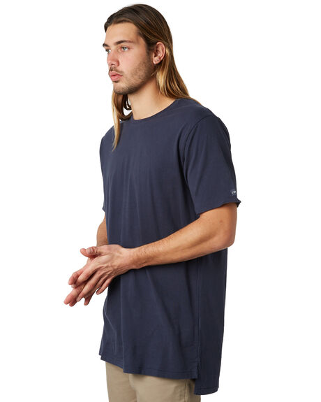 DUKE BLUE MENS CLOTHING ZANEROBE TEES - 144-FTDBLU