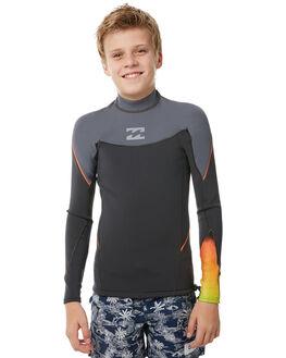 GRAPHITE SURF WETSUITS BILLABONG VESTS - 8771170GRAPH