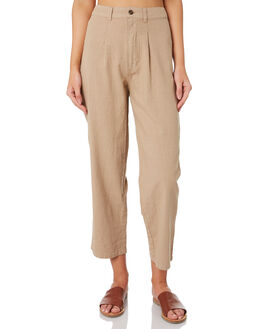 TAUPE WOMENS CLOTHING SWELL PANTS - S8201192TAUPE