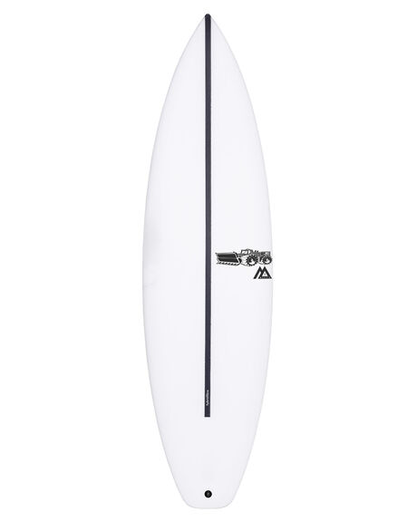 CLEAR BOARDSPORTS SURF JS INDUSTRIES SURFBOARDS - JPMCLR