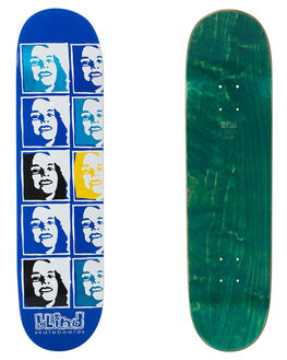 BLUE BOARDSPORTS SKATE BLIND DECKS - 10011586BLUE