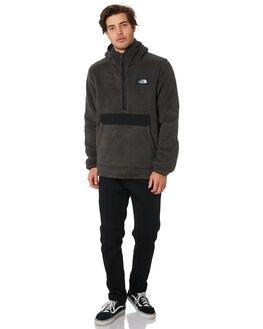 ASPHALT GREY MENS CLOTHING THE NORTH FACE JUMPERS - NF0A33QV0C5