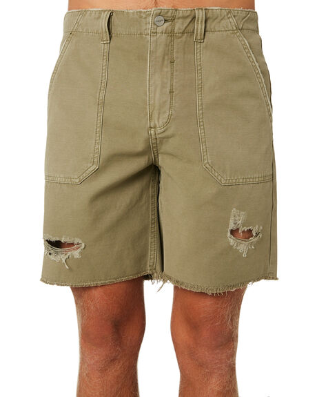 KHAKI MENS CLOTHING INSIGHT SHORTS - 5000003351KHA