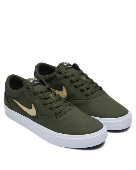 CARGO KHAKI MENS FOOTWEAR NIKE SNEAKERS - CD6279-301