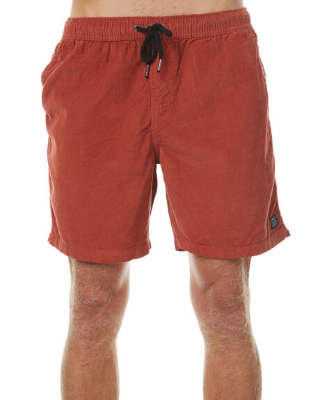 RUST MENS CLOTHING SWELL SHORTS - S5161234RUST