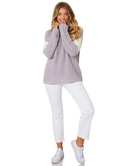 LILAC WOMENS CLOTHING ARCAA MOVEMENT KNITS + CARDIGANS - 1A004-2LIL