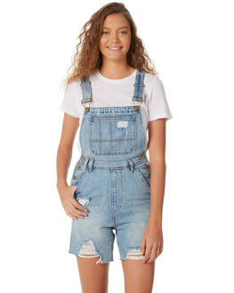 DENIM WOMENS CLOTHING INSIGHT PLAYSUITS + OVERALLS - 5000001021DNM