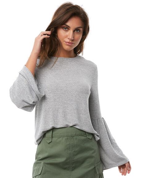 GREY MARLE WOMENS CLOTHING ELWOOD FASHION TOPS - W81307309