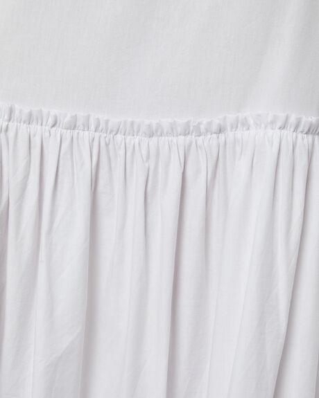 WHITE WOMENS CLOTHING RUE STIIC SKIRTS - SA-21-11-3W2CR