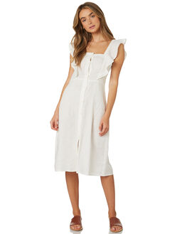IVORY WOMENS CLOTHING LILYA DRESSES - LD17-LAW19IVO