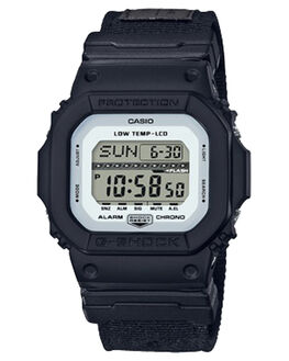 BLACK WHITE MENS ACCESSORIES G SHOCK WATCHES - GLS5600CL-1DBLKWH
