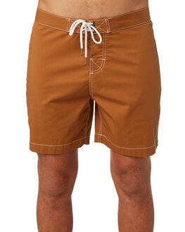 CITRINE MENS CLOTHING MCTAVISH BOARDSHORTS - MS-18BS-01CIT