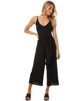 BLACK WOMENS CLOTHING THE FIFTH LABEL PLAYSUITS + OVERALLS - 40171160BLK