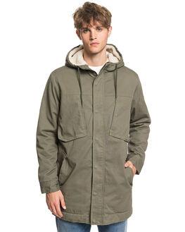 KALAMATA MENS CLOTHING QUIKSILVER JACKETS - EQYJK03541-GZH0