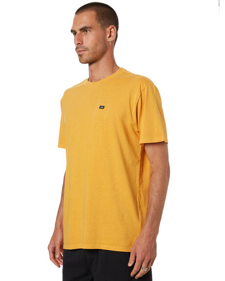 GOLD RUSH MENS CLOTHING HUFFER TEES - MTE03S4005-003GRU