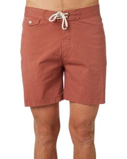 CLAY MENS CLOTHING MCTAVISH BOARDSHORTS - MSP-18BS-02CLAY