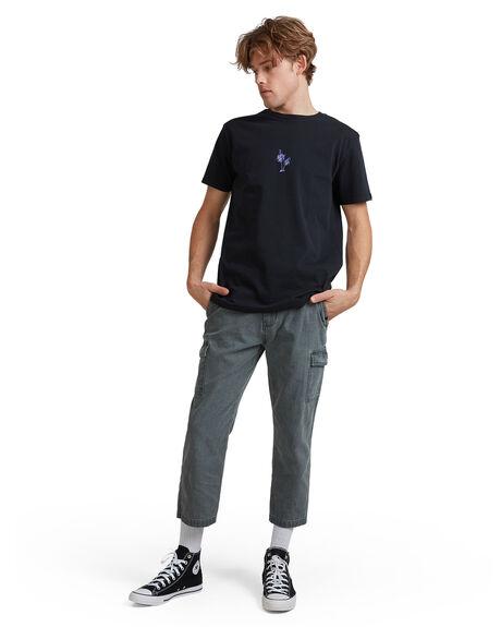 URBAN CHIC MENS CLOTHING QUIKSILVER PANTS - UQYNP03008-KRN0